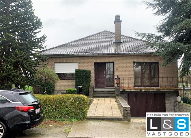 bungalow te Dilbeek